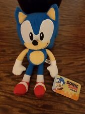 SONIC HEDGEHOG TOY DOLL COLLECTORS EDITION cute toy games character blue gene