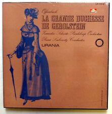 Offenbach GRANDE DUCHESSE De GEROLSTEIN Leibowitz 2LP SEALED Classical   Cla114