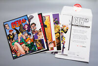 Limited Ed. GEN 13 ART PORTFOLIO | J. Scott Campbell | 2789 of 3000 | 1994 Image