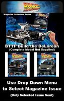 Eaglemoss Back to the Future: Build The DeLorean: Magazines With Model Parts