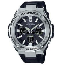 Casio G-Shock G-Steel GST-W130C-1AER Solar Powered Black Strap NEW WATCH!