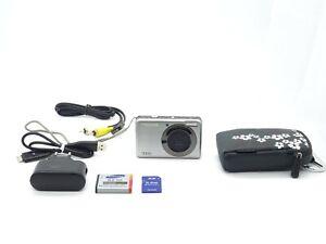 Samsung PL50 Digitalkamera Silber -Vom Händler-