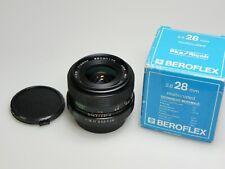 Beroflex 28mm F2.8 MC f. Pentax KA