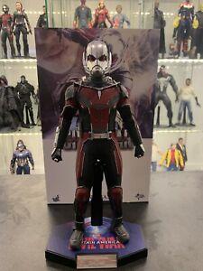 USED Hot Toys MMS362 Captain America Civil War - 1/6 Ant-Man Antman Paul Rudd