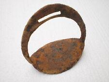 "Ancient Rare Authentic Uncleared Stirrup ca 12 - 13 century Ad â""–2"