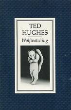 Wolfwatching by Ted Hughes (Paperback, 1989)