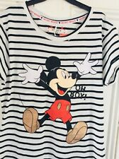 New ladies Mickey Mouse top, size 6-8