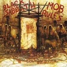 Mob Rules 0081227976552 by Black Sabbath CD