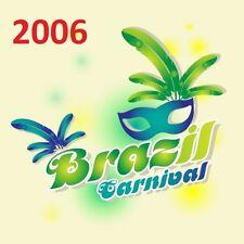 BRAZIL Rio CARNIVAL CARNAVAL 2006 - 14 DVD - Complete Parade