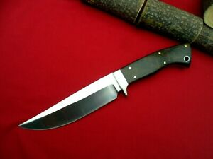"Dmasknife 10.3"" Custom 440C S Steel Bushcraft Survival Skinning Hunting knife"
