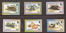 Jersey 2002 Caesarea Cat Club MNH