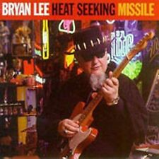 Heat Seeking Missile by Bryan Lee (CD, 1995, Justin Time) GOOD / FREE SHIPPING