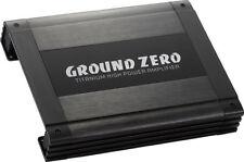 Amplificatore Ground Zero GZTA 2155X-B 2 canali 4 Ohm
