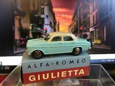 Alfa Romeo Giulietta Bicolor (Hachette Mercury Collection)