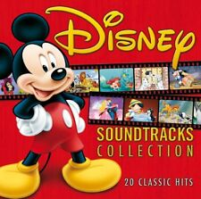 DISNEY SOUNDTRACKS COLLECTION CD 2013 NEW