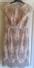 George Hannah Beaded Dress Size 10 NWT RRP $689.00