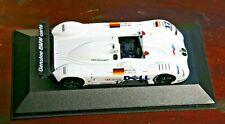 1/43 BMW V12 LMR 24 HOURS OF LE MANS 1999 DELL MARTINI DALMAS WINKELHOCK ONYX