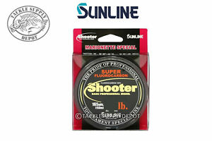 Select LB Fluorocarbon Line 75m SUNLINE Shooter FC SNIPER INVISIBLE 82.5yds