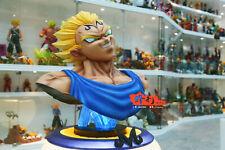 Figurine en Résine Dragon Ball Buste Vegeta M Taille Reel 1/1 Master Grade