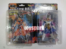 BANDAI Shodo Neo 4 Dragonball Z Kai SON GOKOU Goku + VEGETA action figure x 2