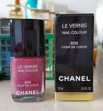 Chanel Le Vernis Nail Colour 609 Coup De Coeur BNIB