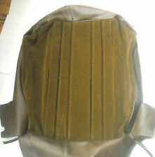 ROVER SD1 1976-80 FRONT SEAT BASE COVER NUTMEG BRC 1014 ACH BRC 4234 ACH NEW