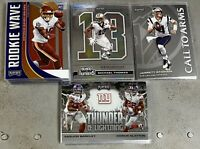 2020 Playoff Optichrome Insert Lot Of 30 Diff Rookie Wave Thunder & Lightning TI
