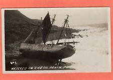 More details for shipwreck magdalene madeleine tristan chesil beach portland 1930 no 1 ag378