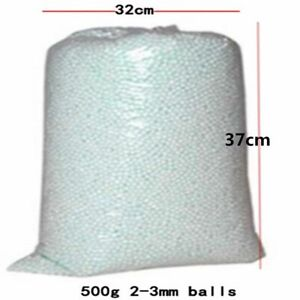 Bean Bag Refill White Foam Balls Filler Polystyrene Pillow Styrofoam Baby Beads