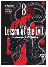 manga Lesson Of The Evil tome 8 seinen Eiji Karasuyama Yusuke Kishi Big KANA VF