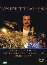 Yanni / Live at the Acropolis (1994) New Sealed DVD