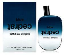 BLUE CEDRAT COMME DES GARÇONS Eau Parfum SPRAY 100ml. UNISEX