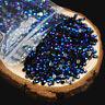 2000Pcs Round AB Crystal 2mm 3D Nail Art Gems Rhinestone Diamante Diamond new'