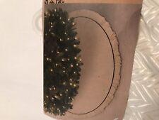 "Cream Black 52"" Christmas Tree Skirt"