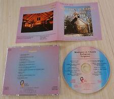 CD MUSIQUES ET CHANTS RELIGIEUX TZIGANES 10 TITRES 2000 NOTRE DAME DU VOYAGE