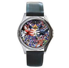 Super Robot Wars OG RObo leather wrist watch