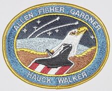 Aufnäher Patch Raumfahrt NASA STS-51A Space Shuttle Discovery ...........A3033
