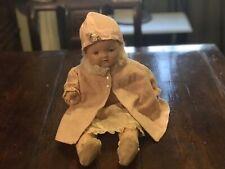 Antique Doll Soft Body Sleep Eyes