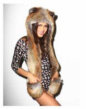 Spirithoods Red Fox Faux Fur Beanie - Genuine Original - Sold Out Online