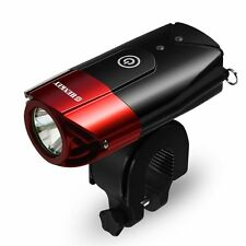 BIKE LIGHT | 2000mAh/1000 Lumen LED Bicycle Front Light USB Rechargeable, Super