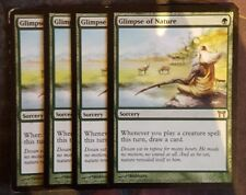 Mtg glimpse of nature  x 1 great condition