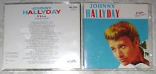CD JOHNNY HALLYDAY D'HIER 1961/1971 CLUB DIAL