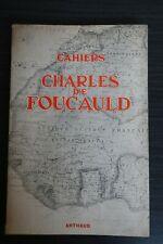 Cahiers  Charles de Foucauld