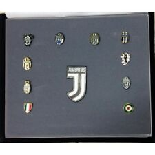COFANETTO CON 11 DISTINTIVI FC JUVENTUS OFFICIAL PRODUCT