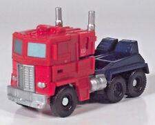 """Transformers Optimus Prime Semi Truck COE  2.25"""" Plastic Scale Model"""