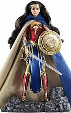 Barbie 2016 SDCC Amazon Princess Wonder Woman Doll NRFB San Diego Comic-Con
