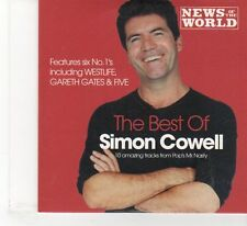 (FR205) News Of The World Presents: The Best Of Simon Cowell  - 2003 CD