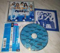 CD FUNKY DIAMONDS - SAME - SELFT TITLED - S/T - JAPAN - BVCP 3115
