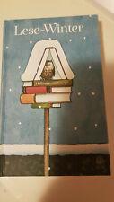 Kurzgeschichten ,Lese-Winter gebundenes Buch neuwertig