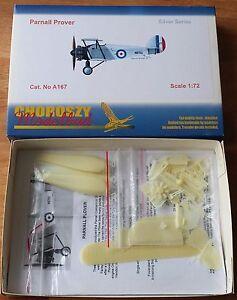 A167 - PARNAL PROVER-Silver Series- Choroszy Modelbud-1/72